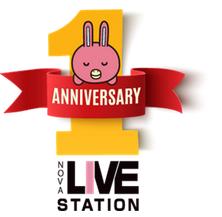 LIVE STATION 開局1周年記念♪スタートダッシュキャンペーン実施中!!🚩