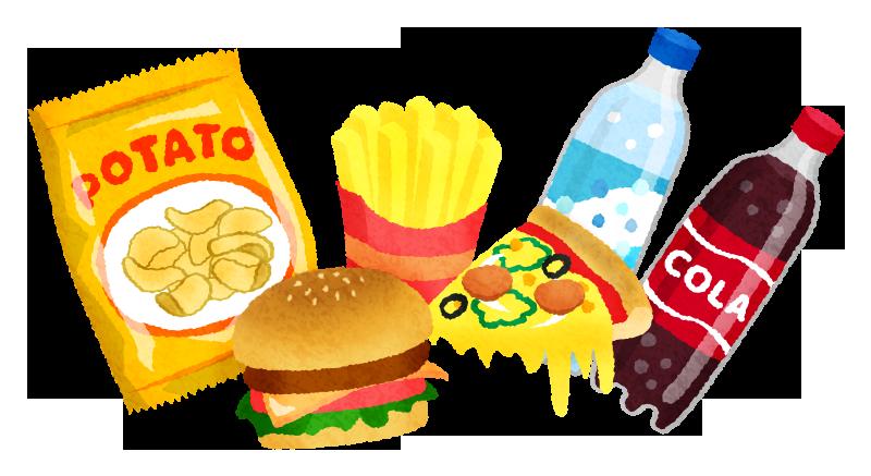【英語で学ぼう!】日本と海外のjunk foodって違うの⁉🍔🍟🍩