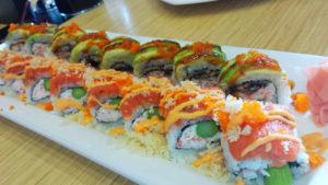 🍣【英会話教室の講師直伝!!】Sushi in the US🍣